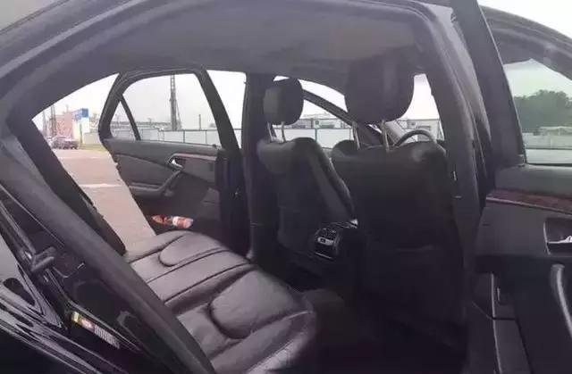 5万元的06年奔驰S500,好几个月了也没人买!