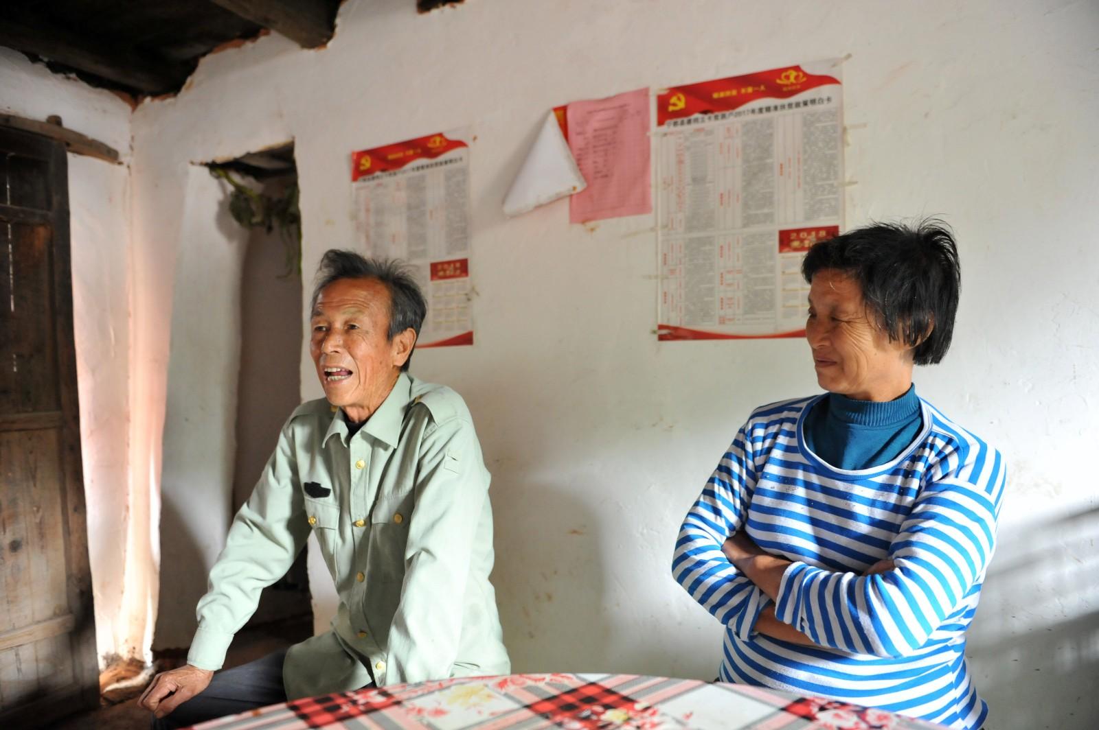 34岁后母_71岁孝女婿照顾102岁岳母34年,老人是妻子继母