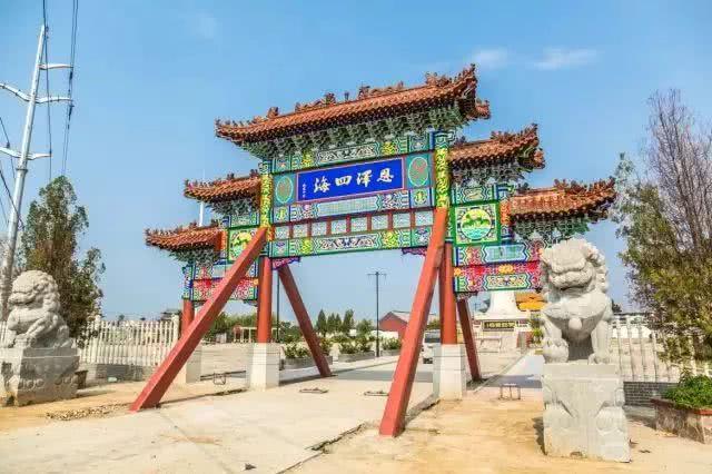 复建了古戏楼,落成了冀东渔业传统文化展示馆——如今的蚕沙口天妃宫