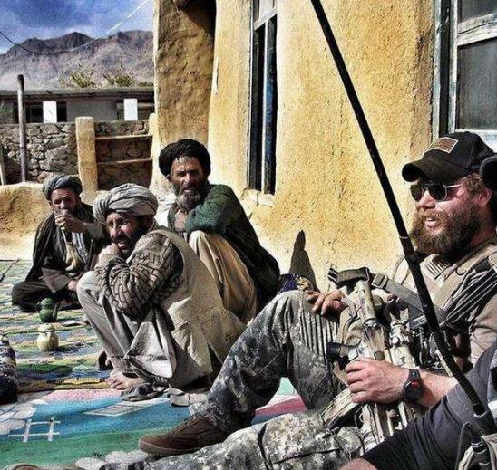 美国士兵留着长芽接:是核桃?大家都知道技术胡子视频兵种图片