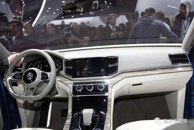 大众新出的这款全尺寸7座SUV比途锐还贵,性能比G级还优秀!