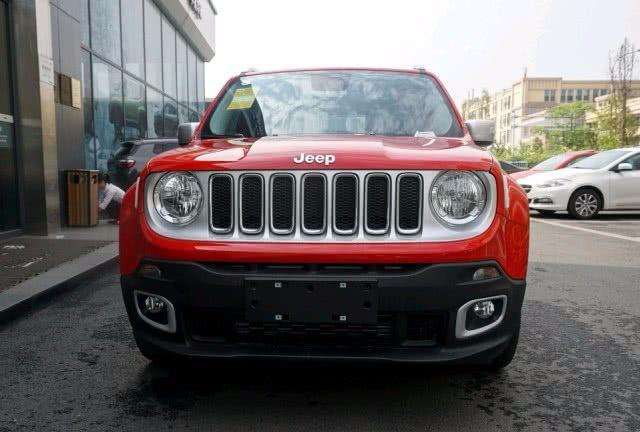 Jeep走亲民路线,10.5万,1.4T发动机,看啥XR-V