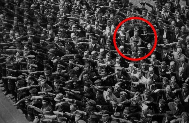 纳粹德国720事件