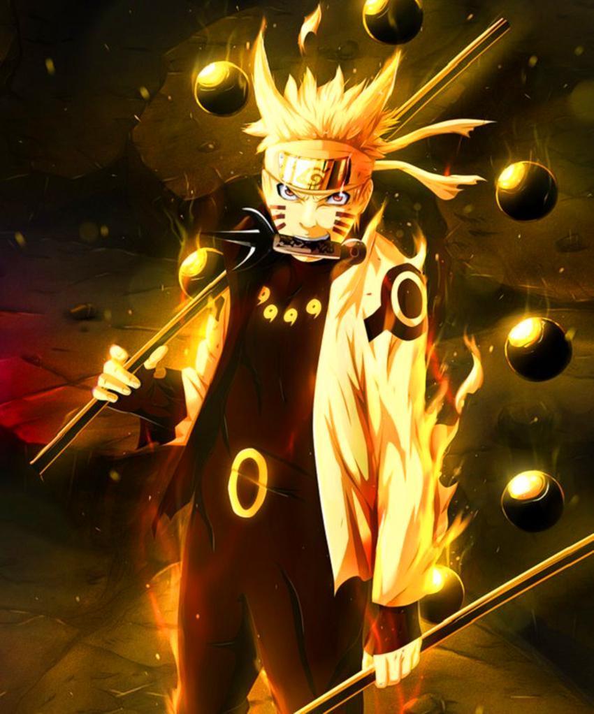 六道仙人封印_作为六道仙人始祖的他拥有极其强大的力量,甚至能够反过来封印自己的