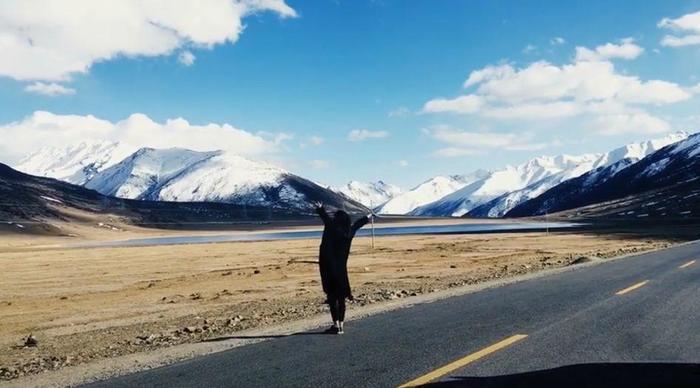 一生一次川藏线, 最美的风景在路上