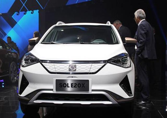 江淮和大众推出纯电动车型,续航300公里,满足大部分人使用