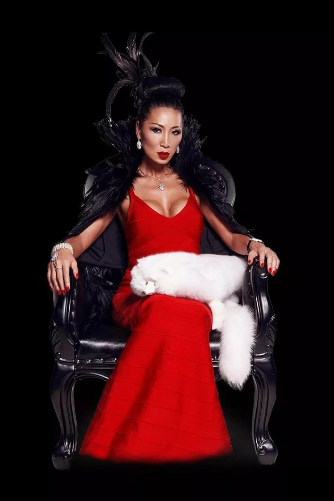 时尚女魔头唐拉拉,引领中国时尚新风尚|超模|唐拉拉