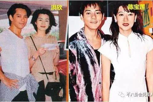 莫少聪两女友:洪欣现很幸福,她未婚生子跳楼,孩子由王菲帮忙养