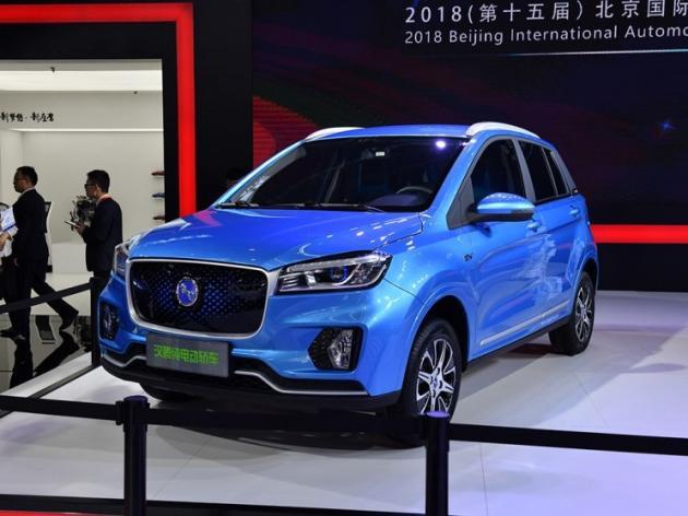汉腾广州车展阵容 X5 EV上市/幸福e+发布