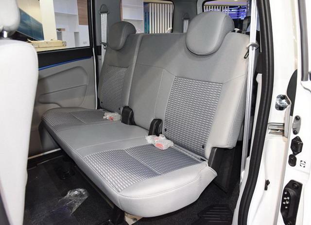 郑州日产帅客电动版发布,可续航190公里