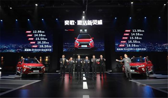 千呼万唤始出来 广汽三菱奕歌有潜力成为实力派明星车型吗?