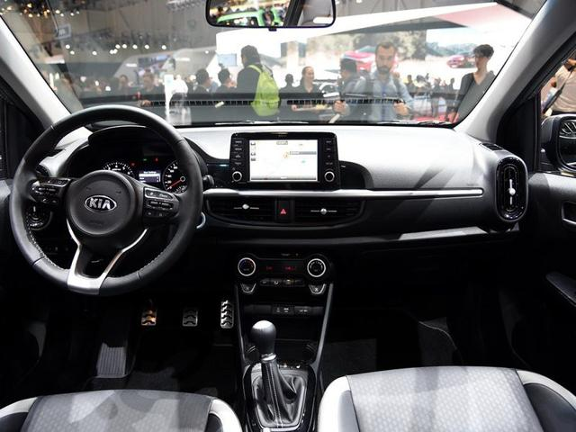 城市代步微型车,日内瓦车展起亚汽车发布的起亚 Picanto