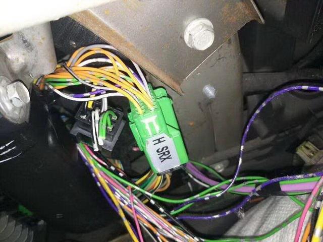 凯迪拉克SRX音响改装8音度H680DSP——一起迷上8音度