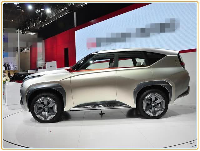 三菱火了!新车比汉兰达漂亮十倍,2.0T+8AT配四驱,关键仅22万