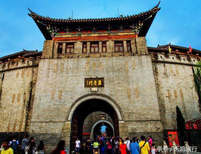 丽景门点评超过750条,比洛阳其它景点都多,难道吃比玩图片