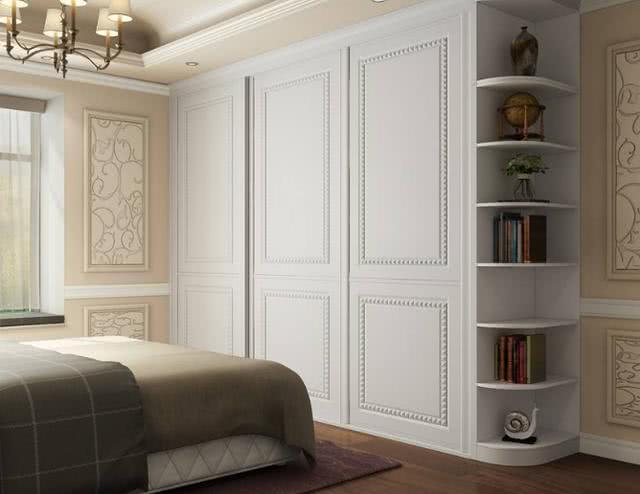 装修卧室衣柜不要装吊柜了,若不是内行人说,我家就装错了