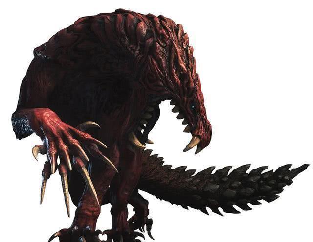 看《怪物猎人:世界》里的游戏美术设计图片