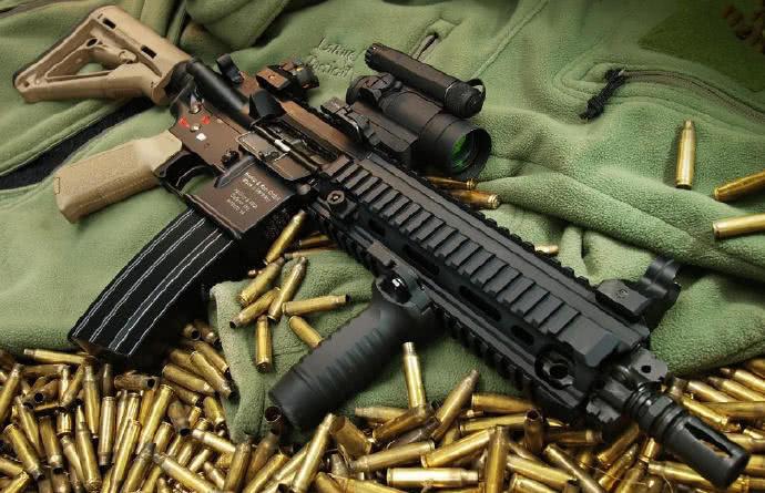备受欢迎的德国步枪有何过人之处,看看这几款步枪你就知道了
