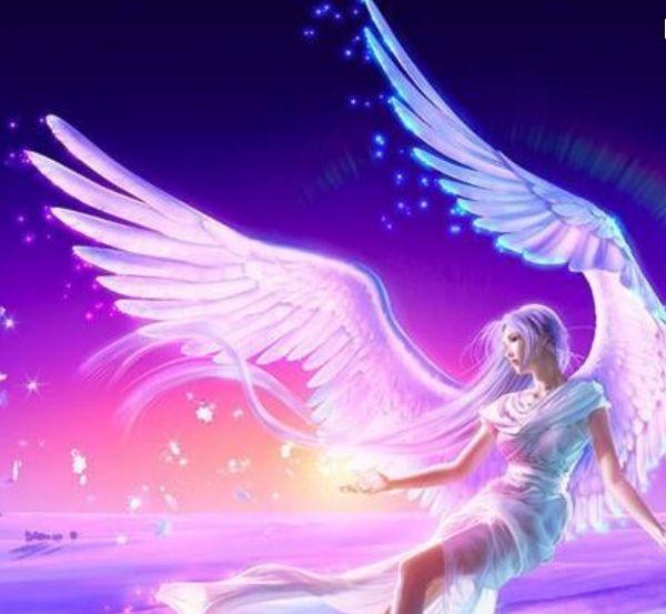 十二星座专属翅膀梦幻,天秤座冰蓝羽翼,射手座的让人羡慕!水瓶座女对待爱情观图片