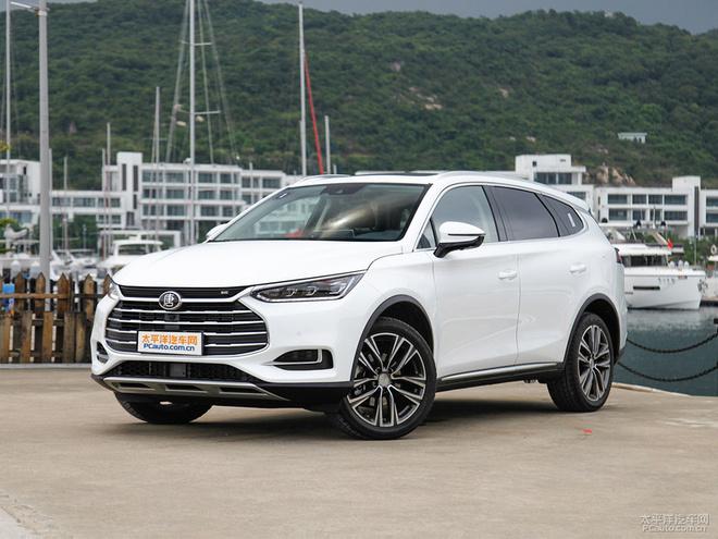 比亚迪阵容强大,新唐EV/DM五座版广州车展开启预售!