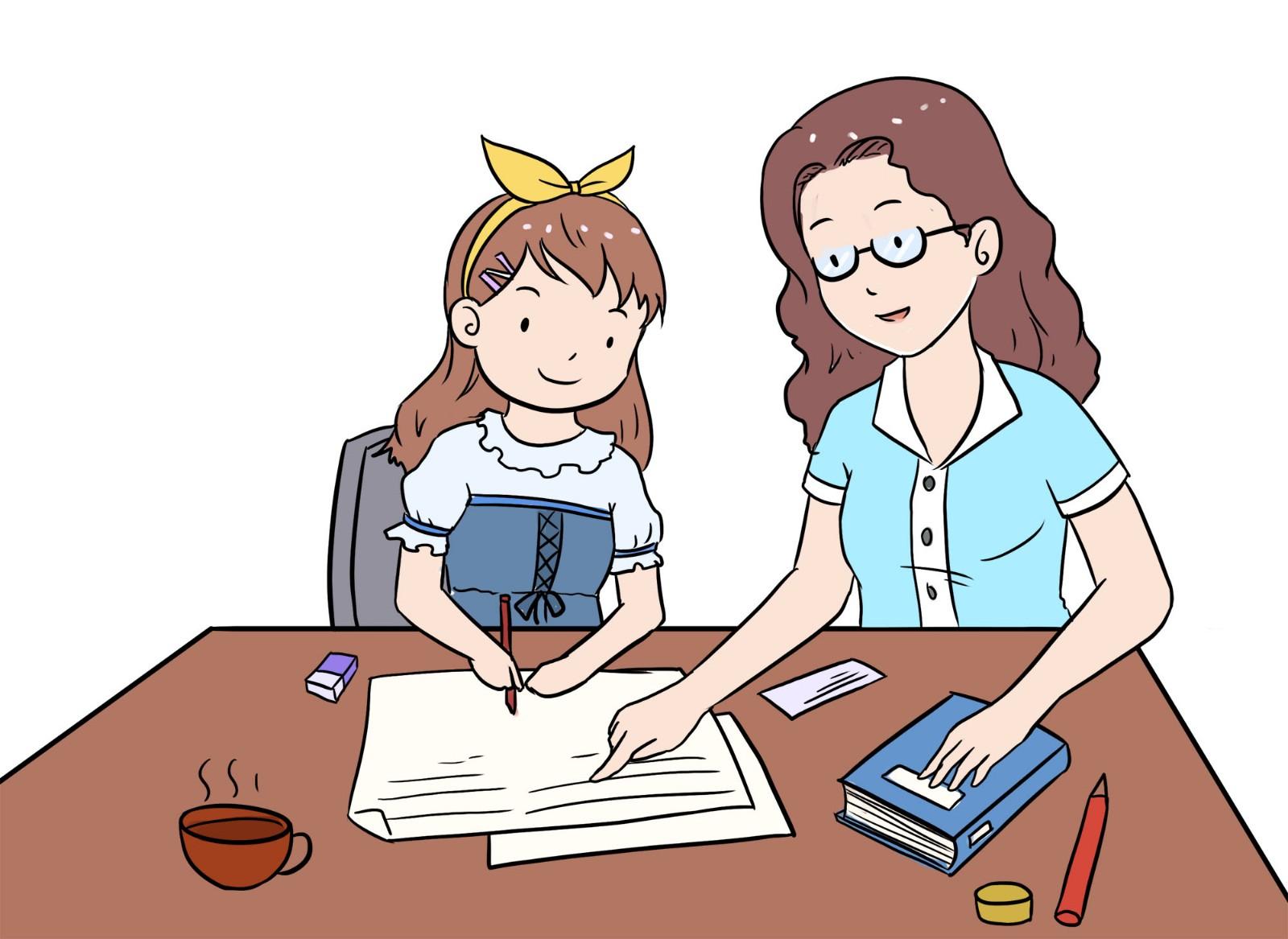 慧读国际少儿英语培训:孩子暑假作业磨蹭写不完?5招一