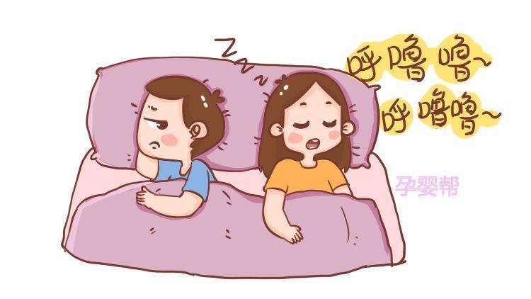 孕妈睡觉时的这3个行为,每个都易造成胎儿窒息