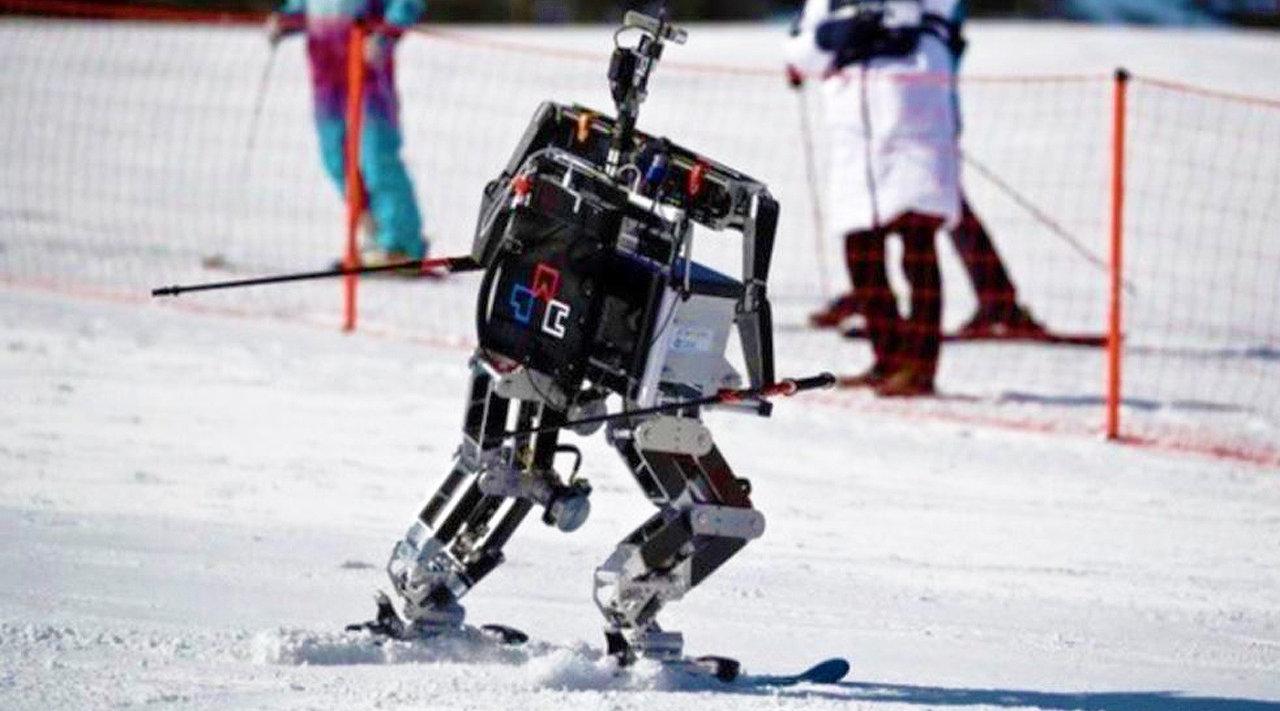 韩国冬奥会加入机器人滑雪大赛,欲打造机器人第一强国 赶超美日?