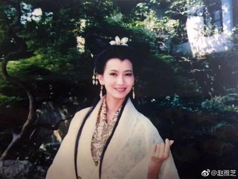 新白�zke9il�/(9..�h�9��_赵雅芝拍摄新白娘子传奇时已经38岁了?你可曾见过她18岁的样