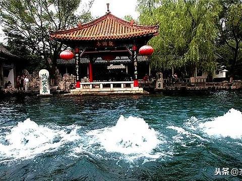 中国最美风景之十大名泉!