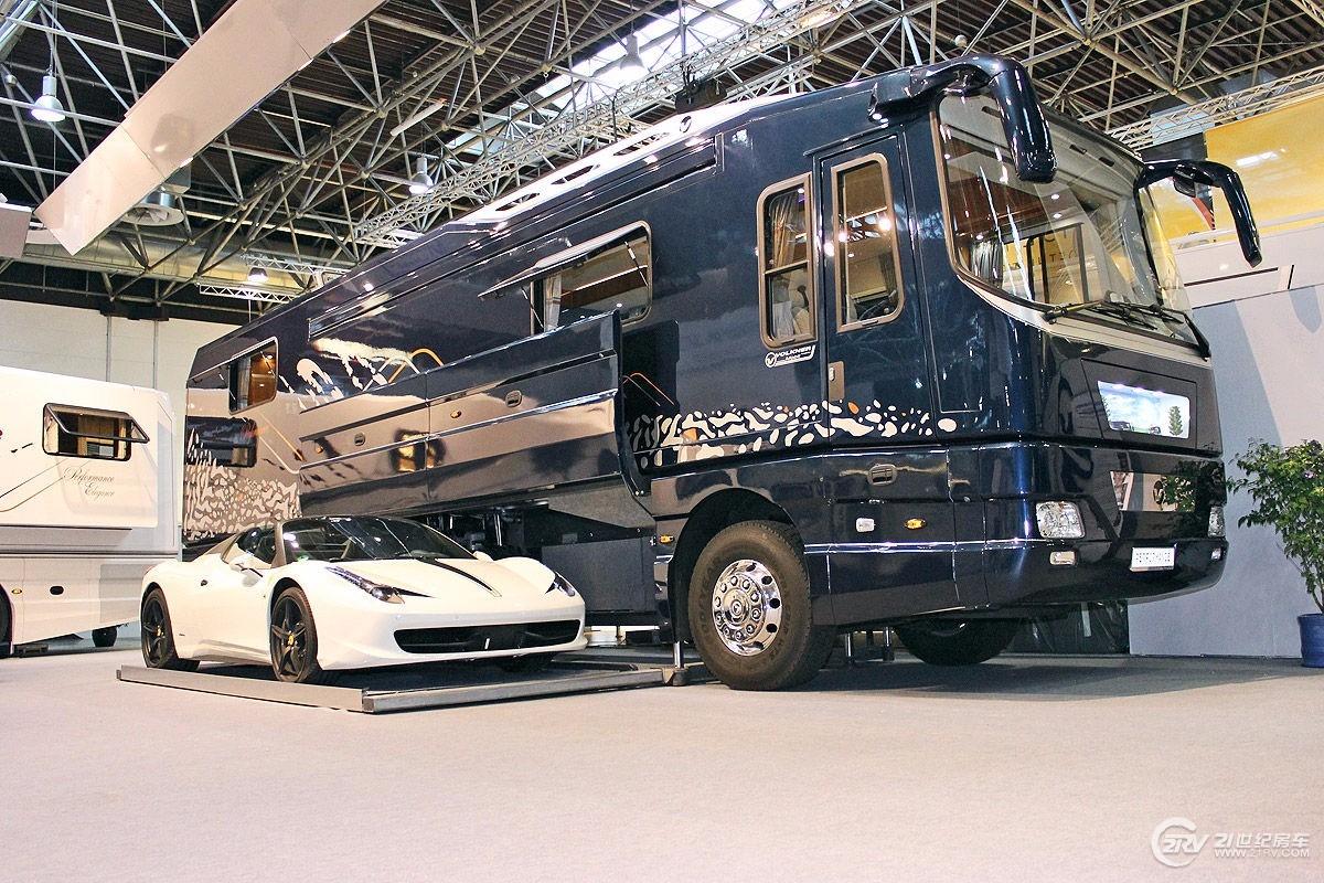 世界上20款超豪华房车大比拼