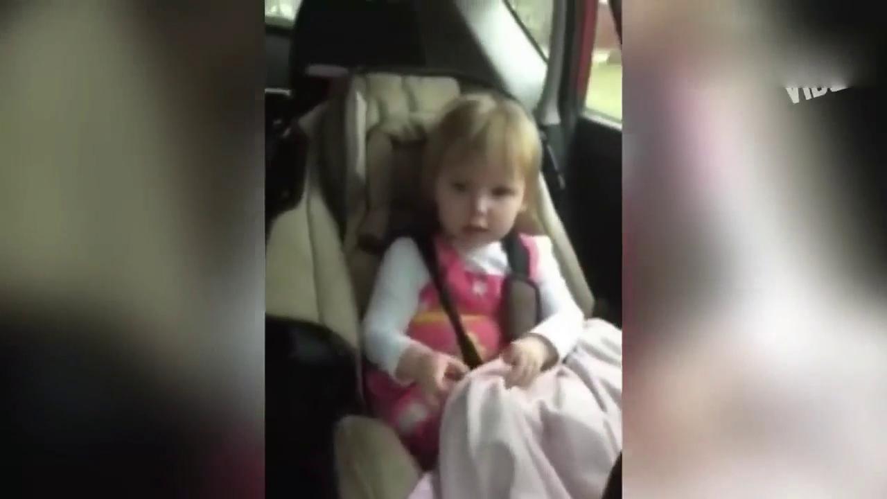 一男子学小女孩这样解读皮卡车,最后被暴揍一顿