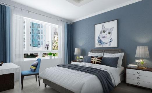 优雅舒适北欧风装修效果图, 客厅没吊顶是否太简陋? 纠结中!