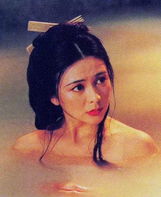 關之琳年輕時究竟有多美?看看這些照片你就知道了圖片
