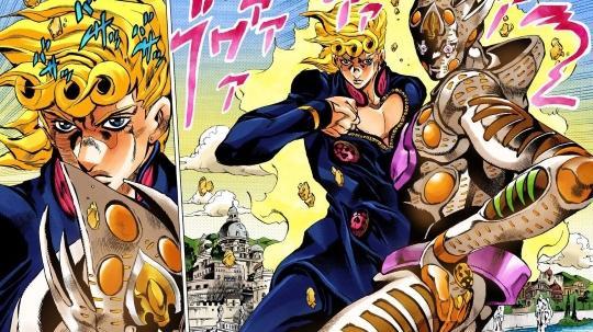 10月新番《jojo的奇妙冒险黄金之风》开播,迪奥之子登场!