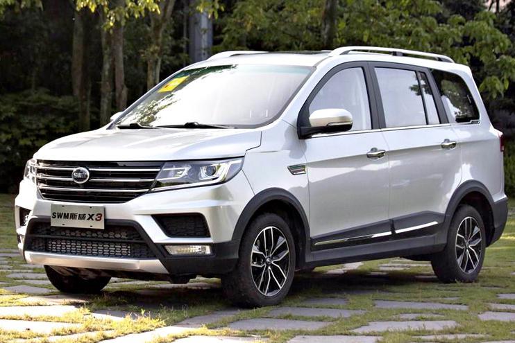 最实惠SUV SWM斯威X3新增1.5L超值型 售价5.5万元