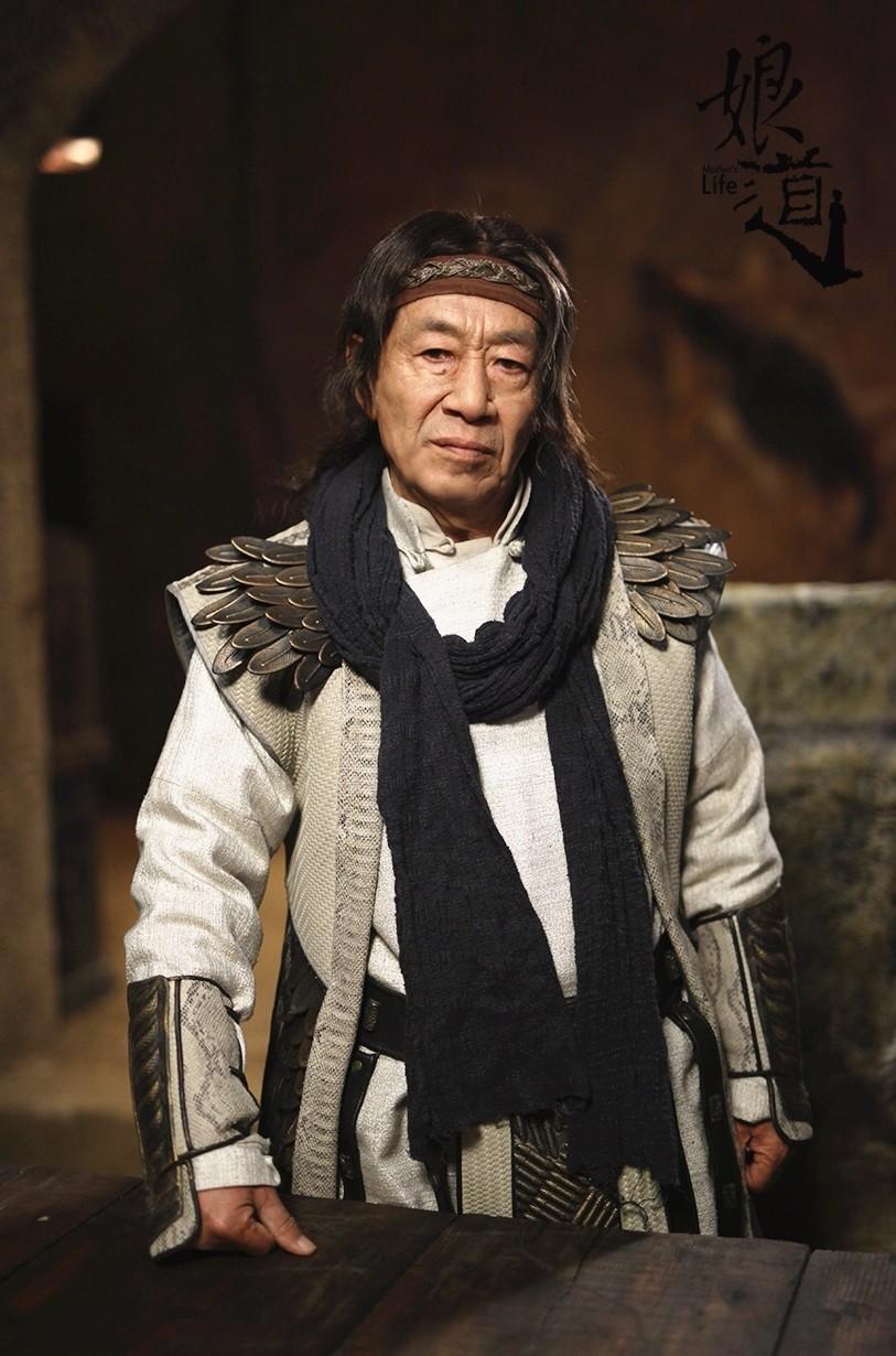 《娘道》热播 王奎荣霸气诠释反派土匪头