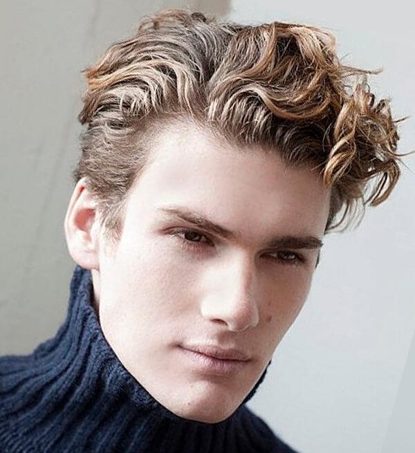 欧美发型_46款欧美男士明星发型精选