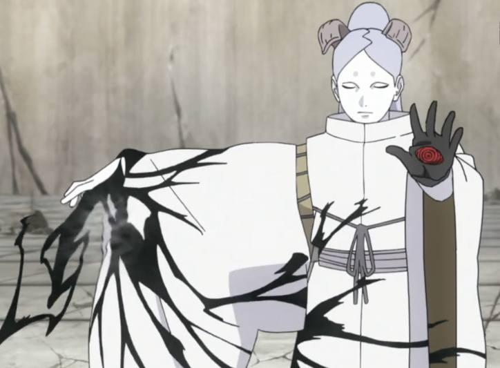 火影忍者:大筒木桃式降临木叶吸收的四种忍术,全都图片