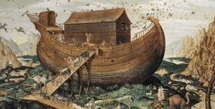 考古发现7000年前诺亚方舟确实真实存在过