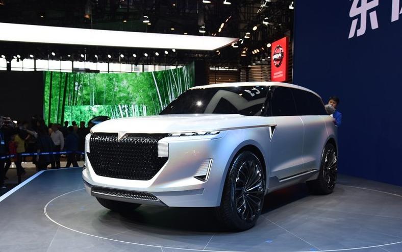 造·新势力︱中国概念车:面子比里子更重要?
