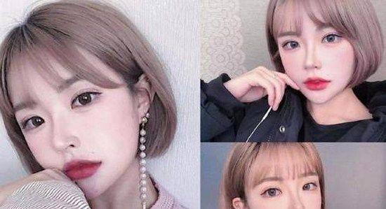 今年哪种短发最显年轻?减龄短发发型图片2018图片