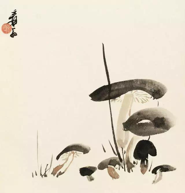 逝世35周年纪念日张大千:养生最好的方式是书画|张大千作品欣赏图片