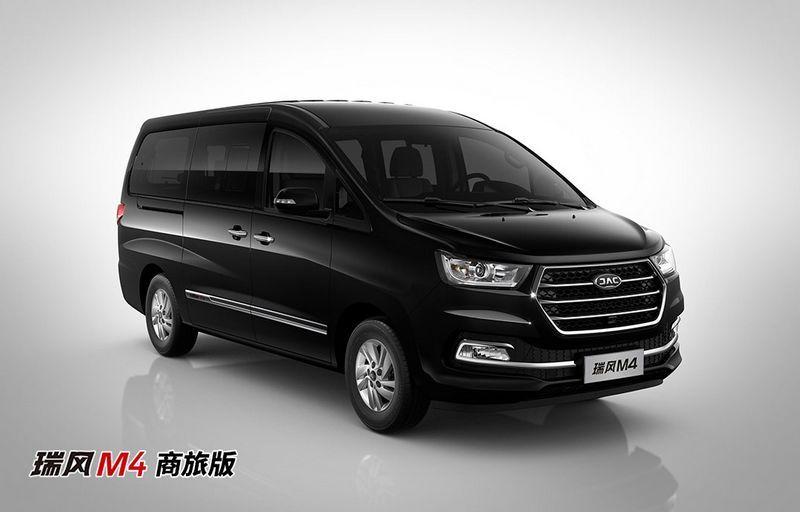 江淮新款瑞风M4上市 12款车型售价9.98万起