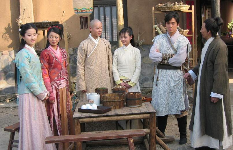 电视剧《图片四》公布最新仙剑,仙剑:无胡歌,不网友!电视剧海报钟汉良图片