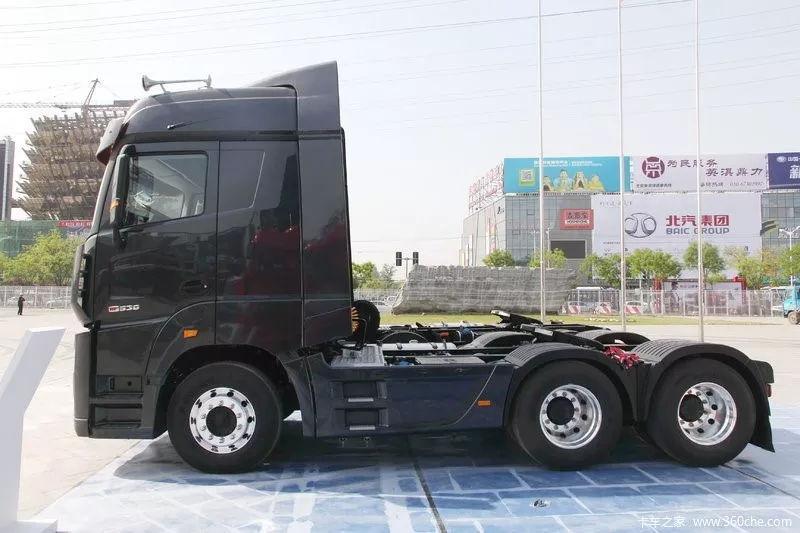法士特S变速箱批量匹配徐工漢風G9和江淮K5