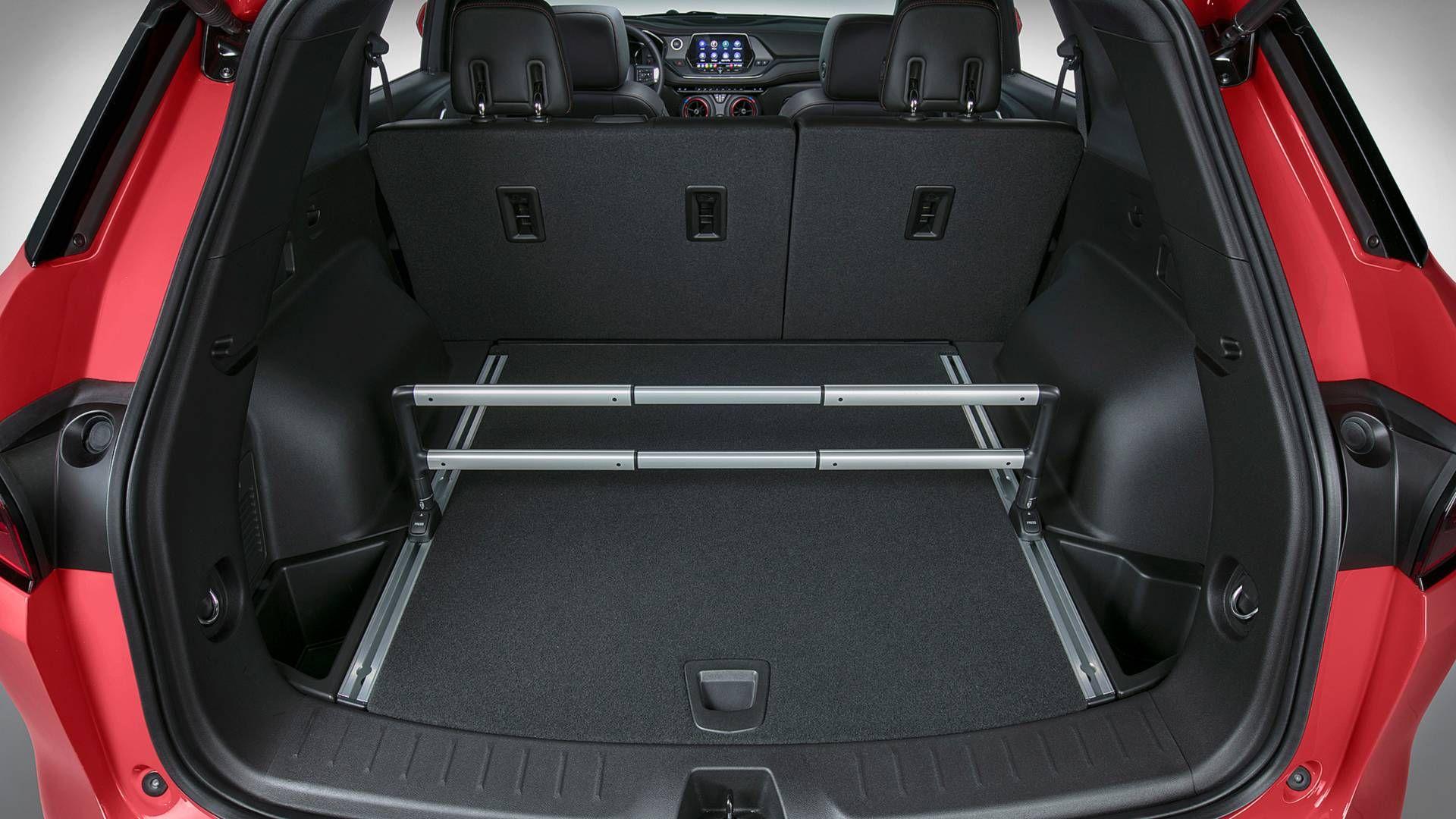 今天早些时候,雪佛兰美国官方公布了Blazer SUV的定价和配置情况