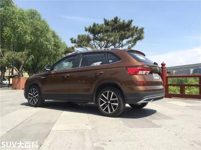 对动力没想法可以看看这辆大众系最便宜SUV,顶配能换2万罐薯片