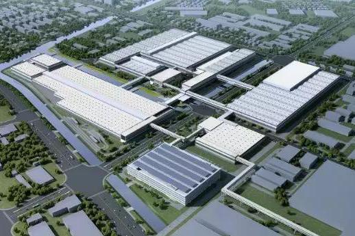 官宣:上汽大众新能源汽车工厂开工 奥迪纯电动即将上线