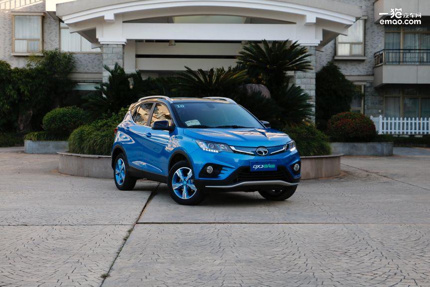 8万多的纯电动车到底怎么样? 聊聊这台续航400公里的SUV