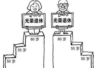 机关事业单位女职工和女干部的退休年龄是如何界定的?